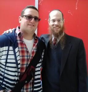 Benji Goldsmith & Shaul Wertheimer
