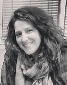 Chloe' Weiser, March 2013.