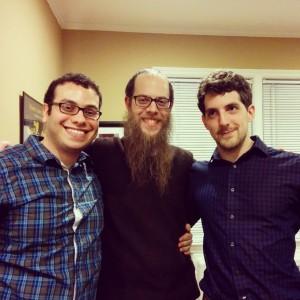 Noah Morris, David Reghay, Shaul Wertheimer pic