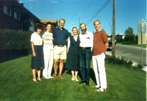 Calgary summer Fraenkel Rosenberg Wertheimer 1986