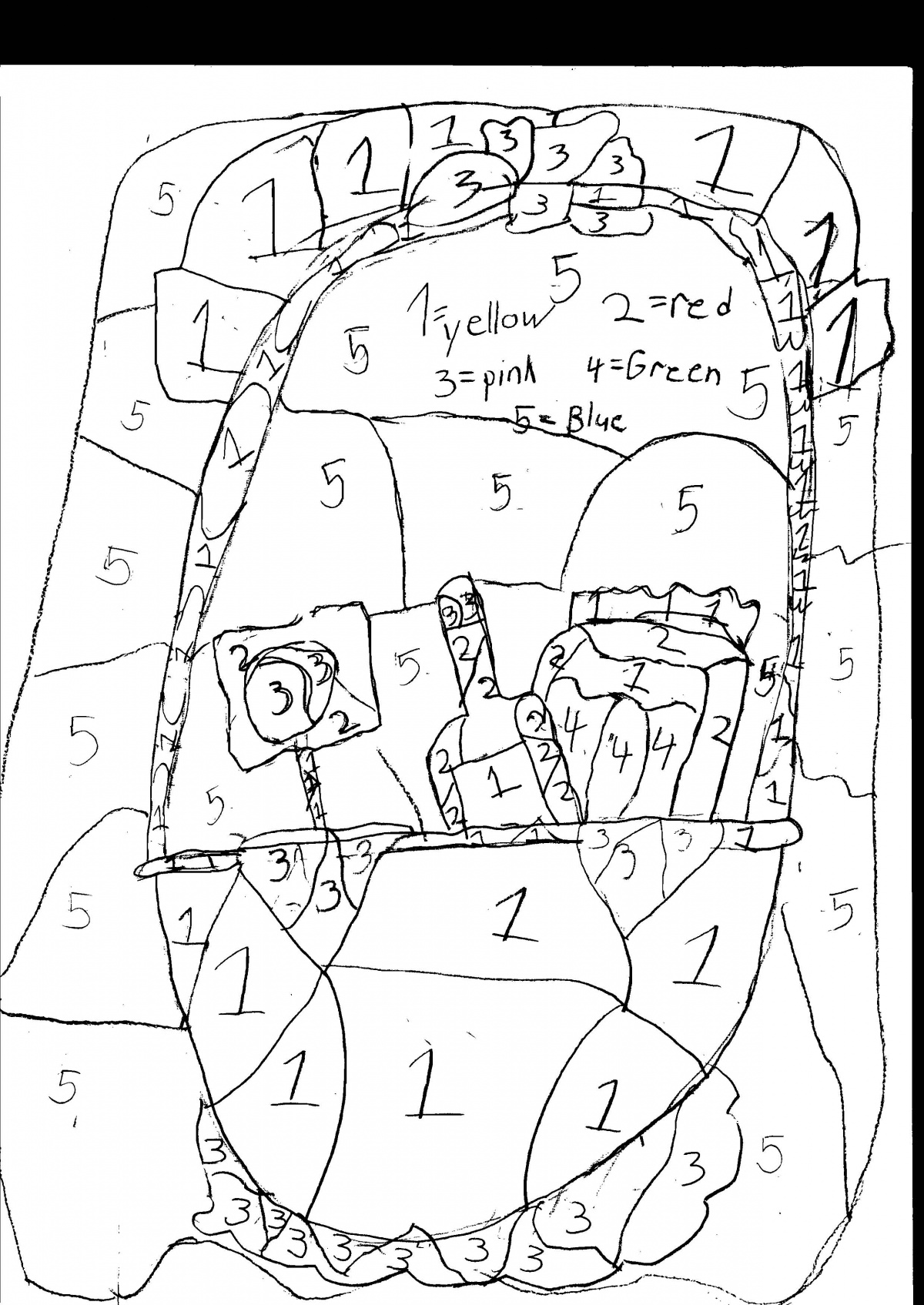 purim coloring sheets